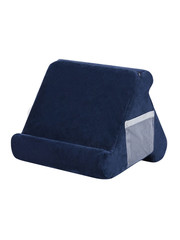 Pillow Pillow Pad - Tablet kussen - Tablethouder marineblauw