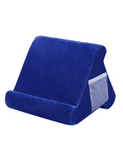 Pillow Pillow Pad - Tablet kussen - Tablethouder blauw