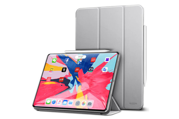 ESR ESR - Rebound Magnetic iPad Air 2020 10.9-Inch Case zilver