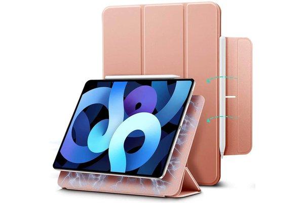 ESR ESR - Rebound Magnetic iPad Air 2020 10.9-Inch Case roze