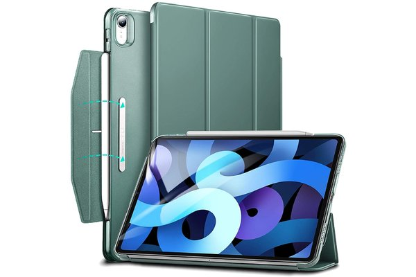 ESR ESR Trifold Case iPad Air 2020 10.9-inch groen