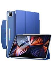 ESR ESR Trifold Case iPad Pro 2021 12.9-inch blauw
