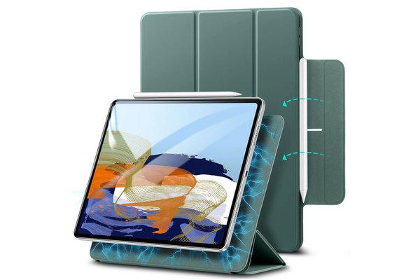 ESR ESR - Rebound Magnetic with Claps iPad Pro 2020/2021 11-Inch Case groen