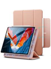 ESR ESR - Rebound Magnetic with Clasp iPad Pro 2021 12.9-Inch Case roze