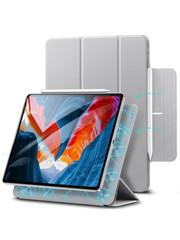 ESR ESR - Rebound Magnetic with Clasp iPad Pro 2021 12.9-Inch Case zilver