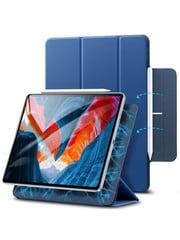 ESR ESR - Rebound Magnetic with Clasp iPad Pro 2021 12.9-Inch Case blauw