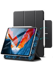 ESR ESR - Rebound Magnetic with Clasp iPad Pro 2021 12.9-Inch Case zwart