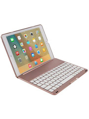 iPadspullekes.nl iPad Air toetsenbord hoes roze