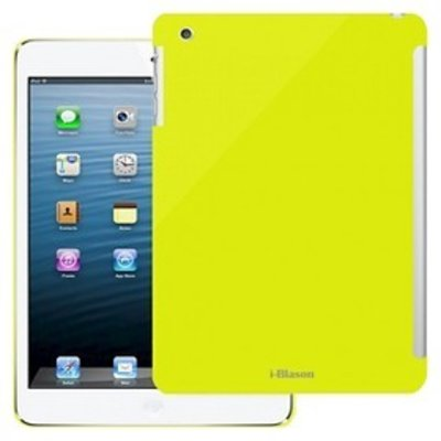 i-Blason Smart Cover Compatible TPU Back Cover for iPad Air geel