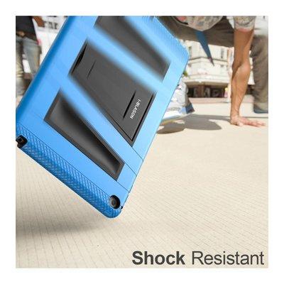 i-Blason iPad Air 2 hoes extra beschermd Blauw ArmorBox 2