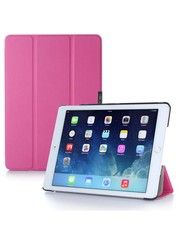 i-Blason iPad Air 2 Leather iFolio Smart Case magenta