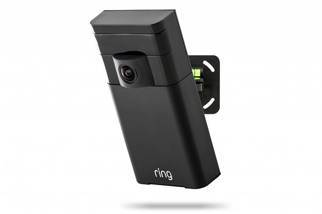 Ring draadloze beveiligingscamera