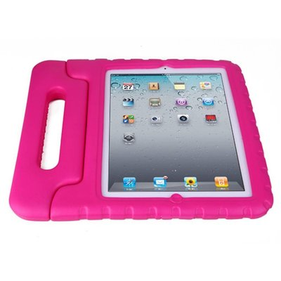 iPadspullekes.nl iPad Pro 9.7 Kids Cover roze