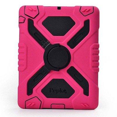 iPadspullekes.nl Spider Case voor iPad Air roze/zwart