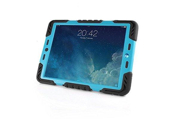 iPadspullekes.nl Spider Case voor iPad Mini 4 zwart/blauw
