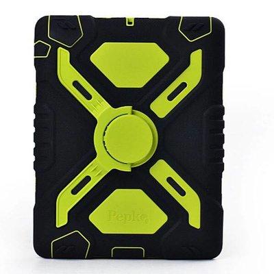 iPadspullekes.nl Spider Case voor iPad Mini 4 zwart/groen