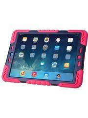 iPadspullekes.nl Spider Case voor iPad 2 3 4 roze/zwart