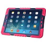 iPadspullekes.nl Spider Case voor iPad Pro 9.7 roze/zwart