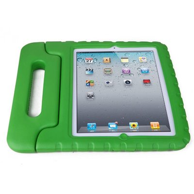 iPadspullekes.nl iPad Mini 4 Kids Cover groen