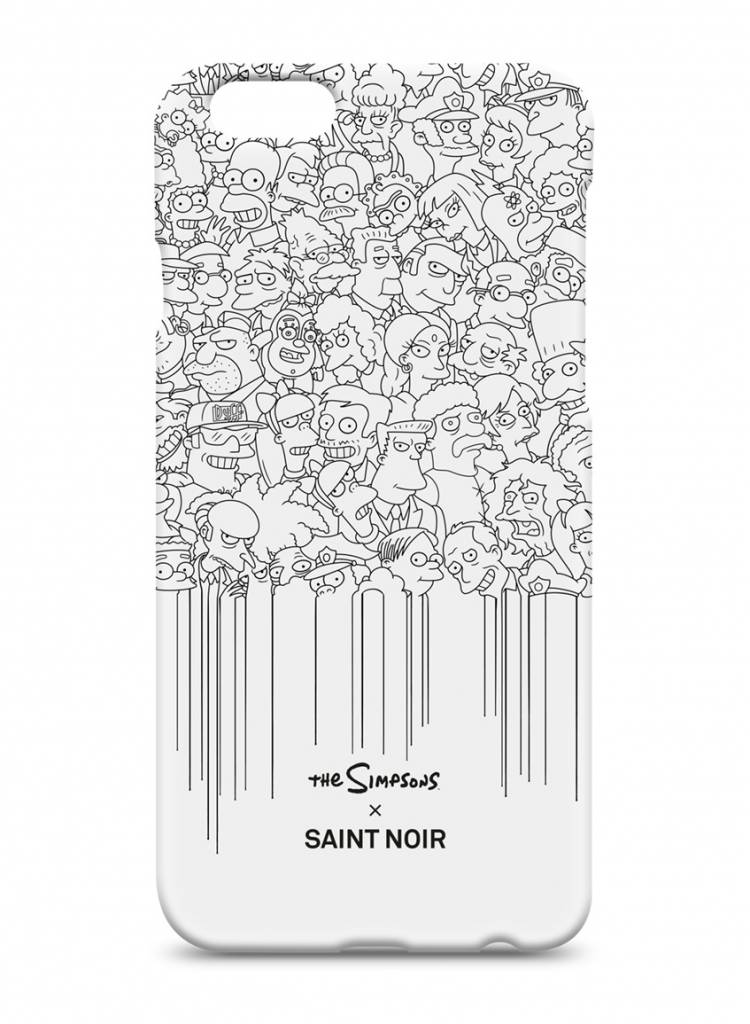 iPhone Case Accessoire - Dripping - Simpsons Collection