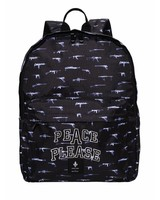 Backpack Accessory with frontbag - Peace - Nick Veasey Collection