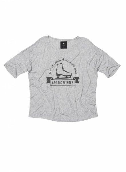 T-shirt Loose Fit Women - Artic Winter