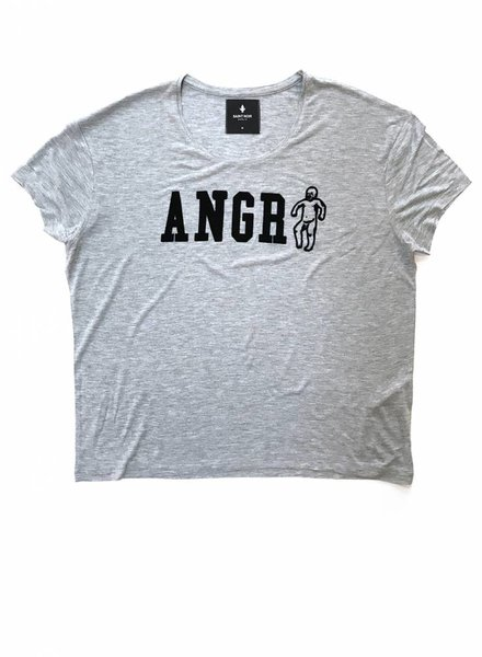 T-shirt Light Fit Women - Angry