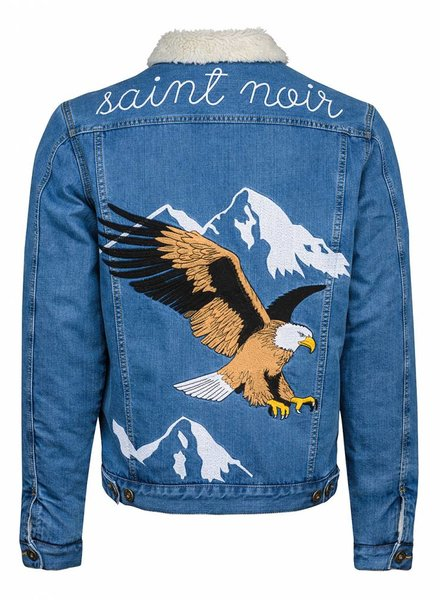 Jeansjacke Unisex - Flying Eagle