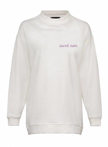 Sweatshirt Oversized Damen - New Noir