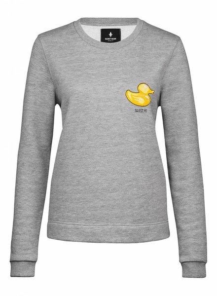 Sweatshirt Straight Fit Damen - Squeeze Me