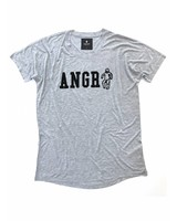 T-Shirt Loose Fit Herren - Angry