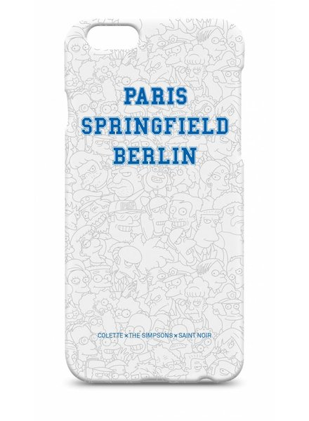 iPhone Case Accessoire - Springfield - Simpsons Collection