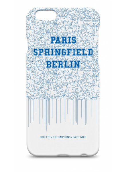 iPhone Case Accessory - Springfield Drips - Simpsons Collection
