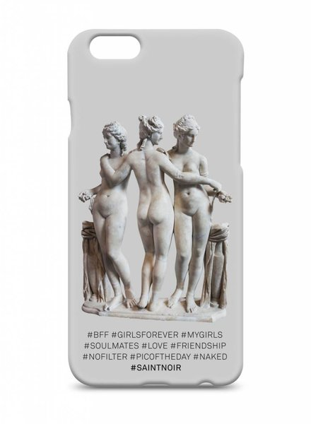 iPhone Case Accessoire - BFF - Statue Collection