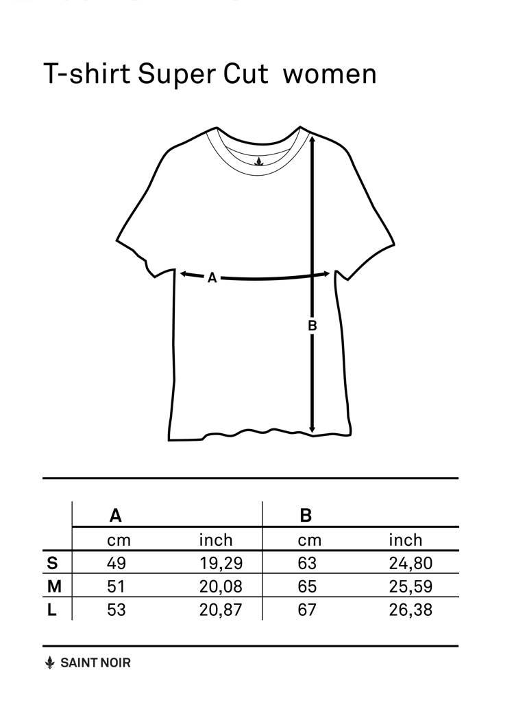 T-Shirt Super Cut Damen - C'est Jolie
