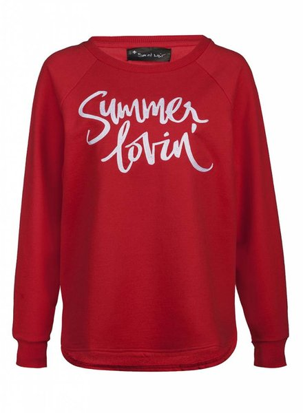 Sweatshirt Long Back Women - Summer Lovin '