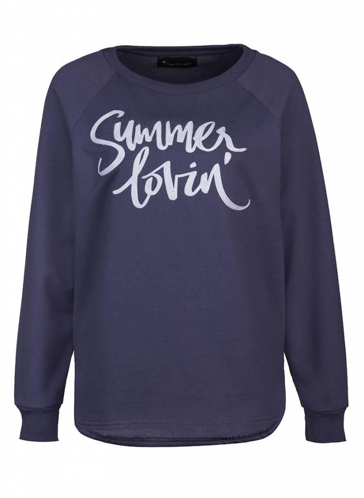 Sweatshirt Long Back Women - Summer Lovin '