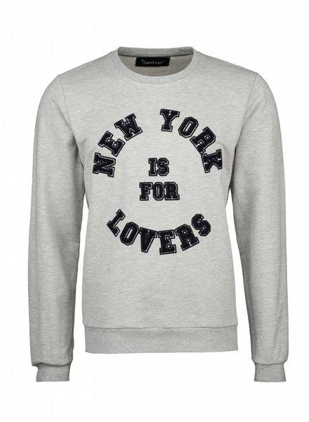 Sweatshirt Men - NY Lovers