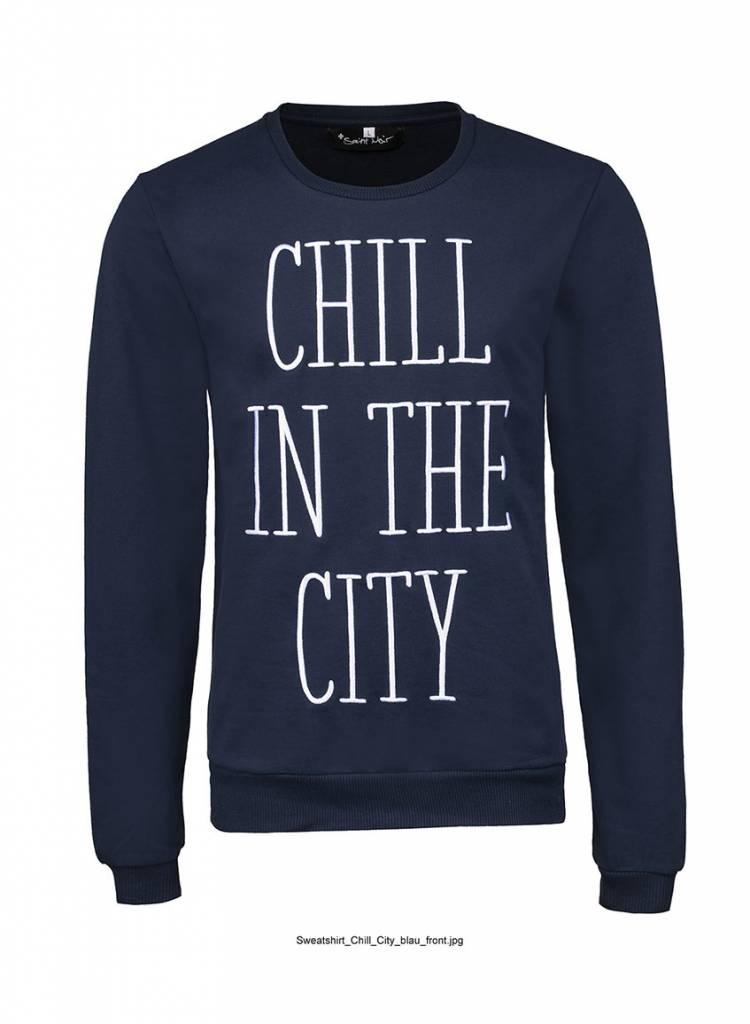 Sweatshirt Men - The City