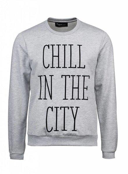 Sweatshirt Herren - The City