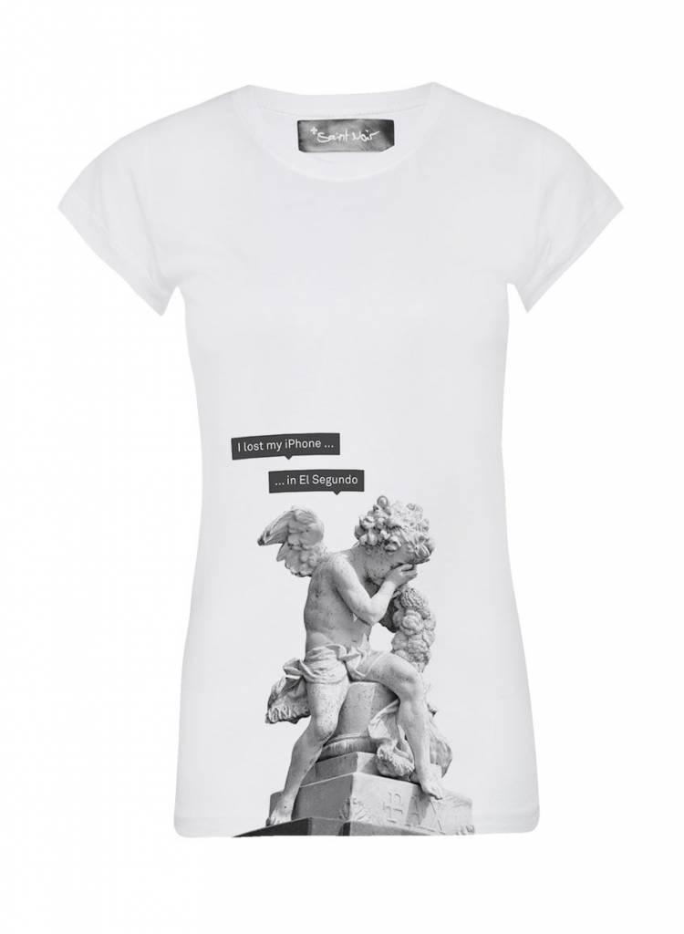 T-Shirt Skinny Cut Women - El Segundo - Statue Collection
