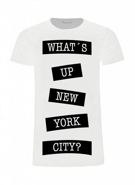 Long Shirt Men - WUP NY
