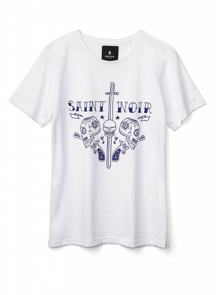 T-Shirt Herren - Sword & Guns