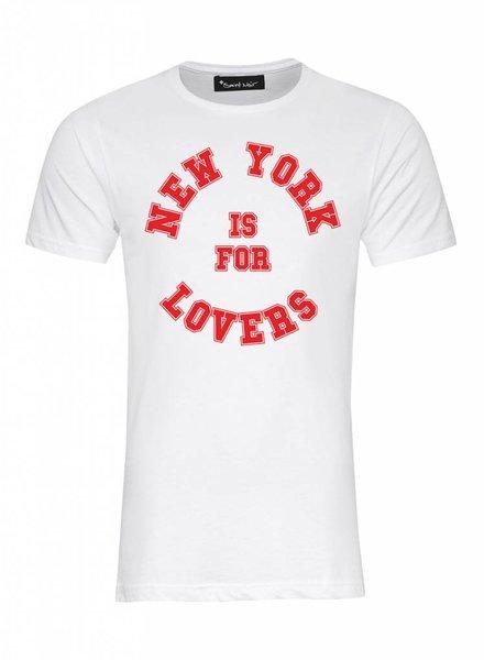 T-Shirt Herren - NY Lovers