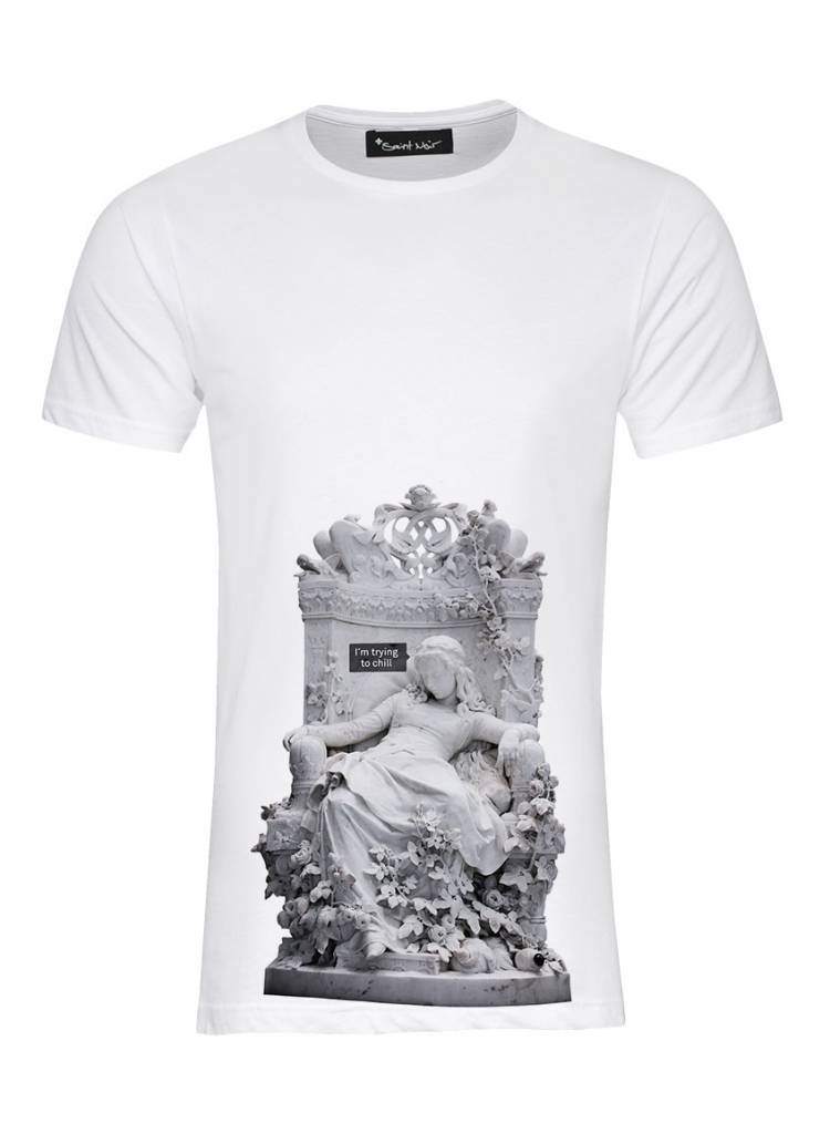 T-Shirt Men - Chill - Statue Collection