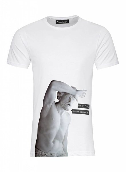 T-Shirt Men - My God - Statue Collection