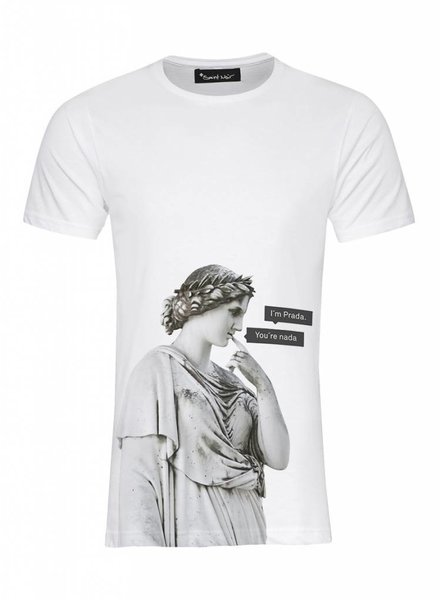 T-Shirt Men - Nada - Statue Collection