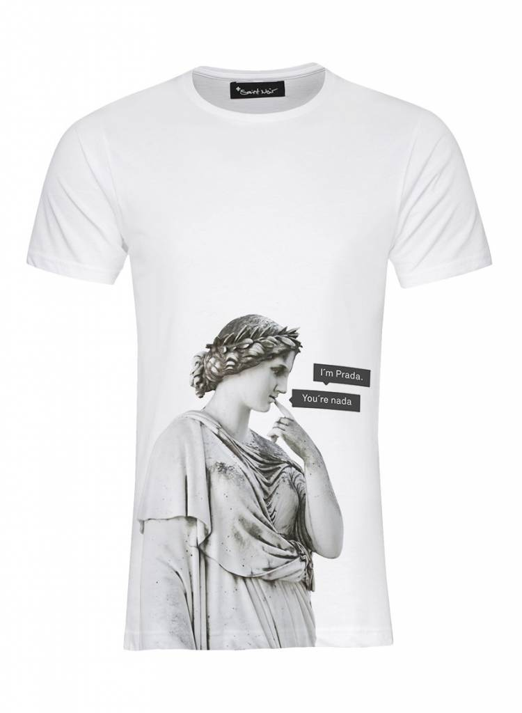 T-Shirt Herren - Nada - Statue Collection