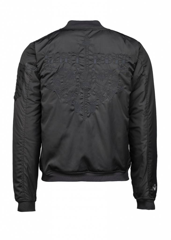 Bomber Jacket Unisex - Tattoo