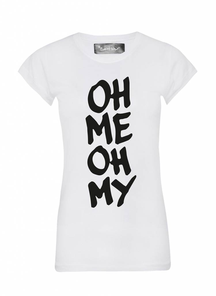 T-Shirt Skinny Cut Women - Oh My
